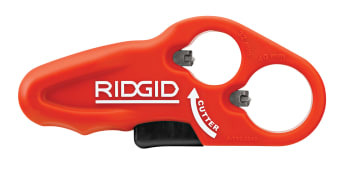 RIDGID rørskærer til plast p-tec 3240