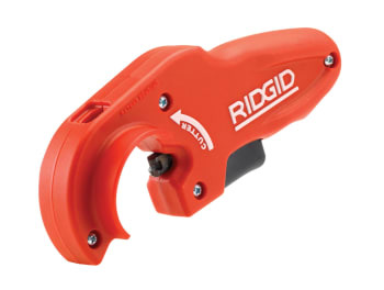RIDGID rørskærer til plast p-tec 5000