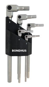 Bondhus hexpro stiftnøglesæt mm