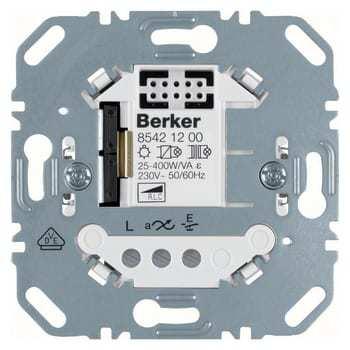 Image of   Berker lysdæmper enkelt uni adaptiv