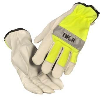 Thor hi-viz driver handske 10