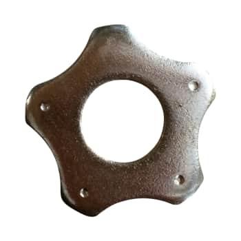 Image of   Airtec fræse stjerner hmt-5.40 sæt