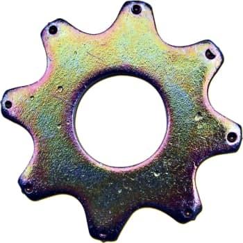 Image of   Airtec fræse stjerner hmt-8.200 sæt