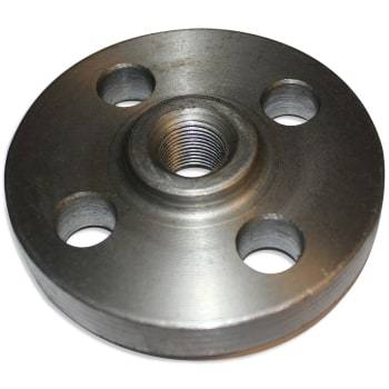 "Image of   1.1/2"" sort gev.flange din2566"