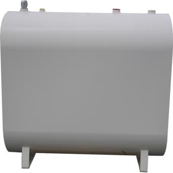 Image of   1200l. oval olietank udendørs