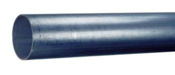Image of   139,7 x 5,6 mm hf sv. stålrør (6 mtr)