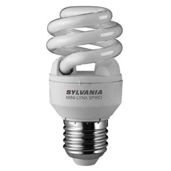 Sylvania mini-lynx spiral 12w/827 e27