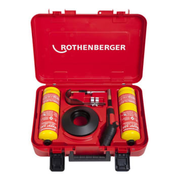 "Rothenberger super fire 4 hot box 1"" us"