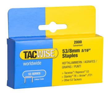Tacwise hæfteklammer 53/8 mm