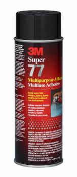 Image of 3m sw kontaktlim spray 77 lim
