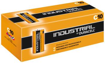 Duracell batteri industrial c lr14 (10)