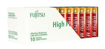 Batteri fujitsu aa high 40stk