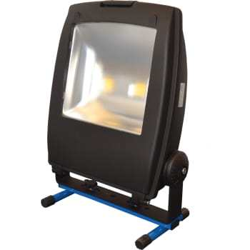 Image of   Blue Electric be led arbejdslampe 100w 9000l