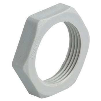 Image of Agro møtrik m25x1,5 polyamid