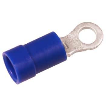 Image of   Elpress isol ringkabelsko 2,5 m6 blå - pris for 100 stk