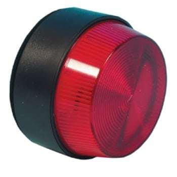 Image of   ADI Alarm System blitzlampe lp1 12r rød