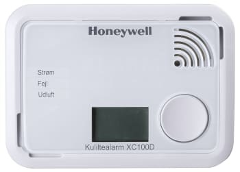 Image of   ADI Alarm System co alarm xc100d m/batt.+disp.