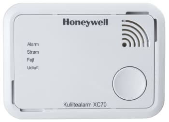 Image of   ADI Alarm System co alarm xc70 m/batteri