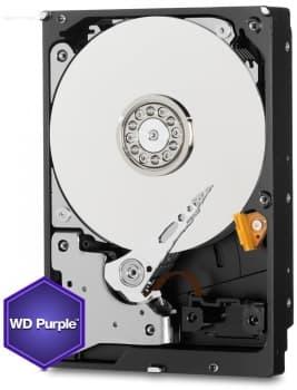 Image of   ADI Alarm System harddisk wd10purx purple 1tb