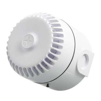 Image of   ADI Alarm System lydgiver sec 03 / 230v hvid
