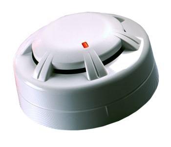 Image of   ADI Alarm System røgdetektor optisk orbis