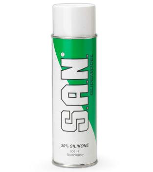 Image of   Unipak glidemiddel san silicone spray