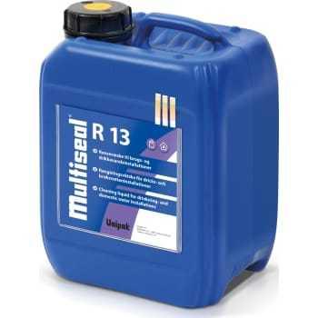 Image of   Unipak multiseal r 13, 5l, rensevæske