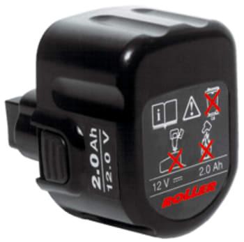 Roller batteri 12v 2.0ah