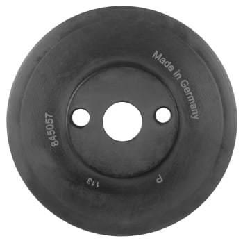 Skærehjul for roller disc, v