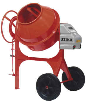 Image of   Atika dynamic blande 165l 230v