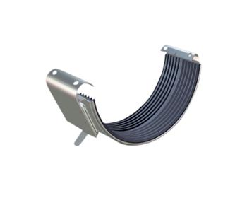 Image of   Lindab Rainline samlestykke 150 mm stålmetallic