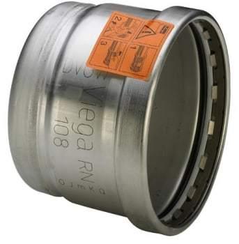 Image of   108,0 mm sanpress inox slutmf.
