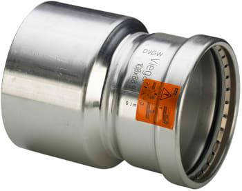 Image of   108,0x64,0mm sanpress inox red
