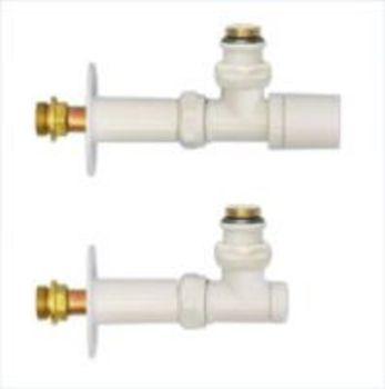 Image of Alterna Design ventilsæt hvid