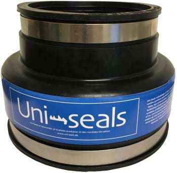 Image of   110mm/10cm ler kobl. uni-seals