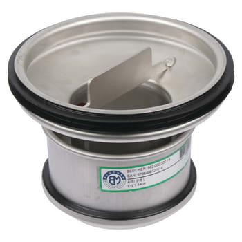 Billede af Blücher Brandvandlås-vandlukkehøjde = 52 mm-syrefast stål: aisi316l