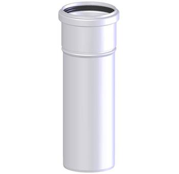 Metalbestos 80mm 1000 mm længde ConneXt