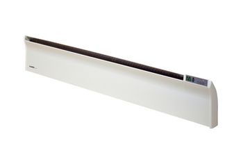 Image of   Glamox TLO El-radiator 1000W/400V uden termostat 18*142cm 10m2