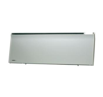 Image of   Glamox TPA El-radiator 1000W/400V uden termostat 35*97cm 10m2