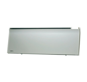 Image of   Glamox TPA El-radiator 1200W/400V uden termostat 35*106cm 12m2