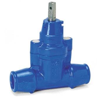 Image of   32mm avk ventil m/indstik