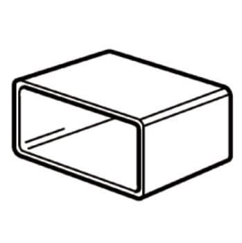 Thermex samlemuffe t/fladkanal 220x90